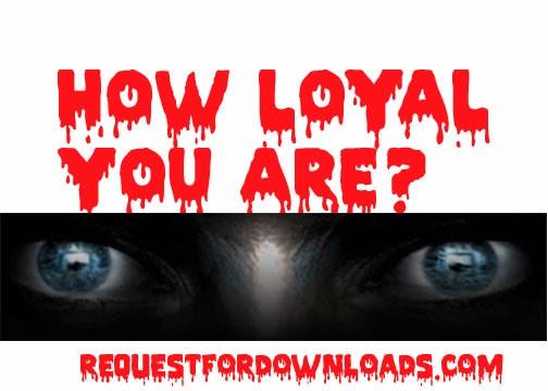 Be a Loyal Visitor of RequestForDownloads.com