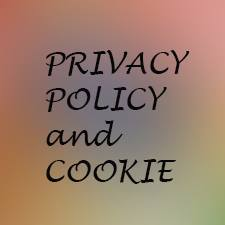 PRIVACY POLICY AND COOKIE.