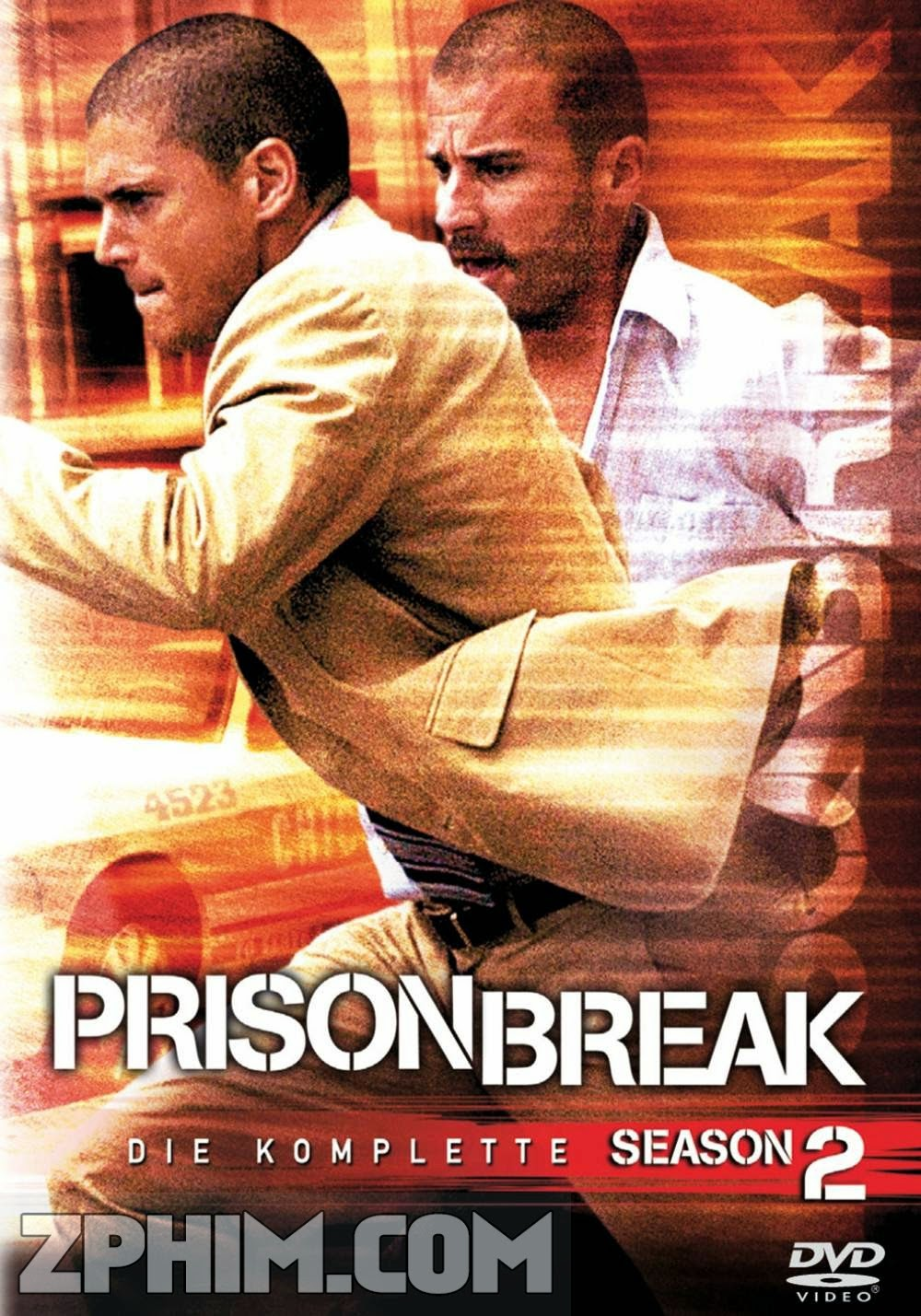 Vượt Ngục 2 - Prison Break Season 2 (2006) Poster