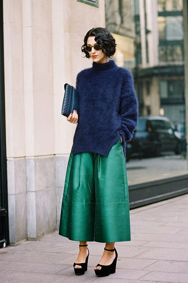 Craving emerald green midi skirts south molton st style