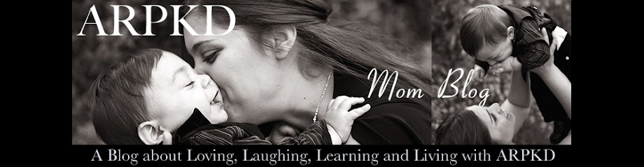 ARPKD Mom Blog