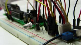 Controle de volume com Arduino