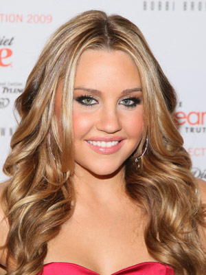 Amanda Bynes Winning Hairstyle