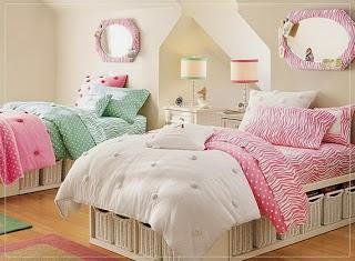 konsep kamar tidur ala Korea