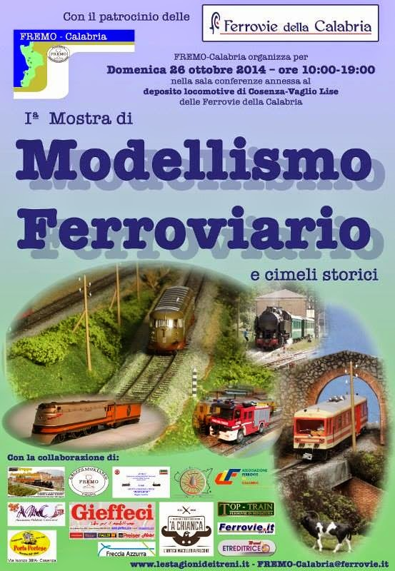 Prima mostra di modellismo Fremo Calabria