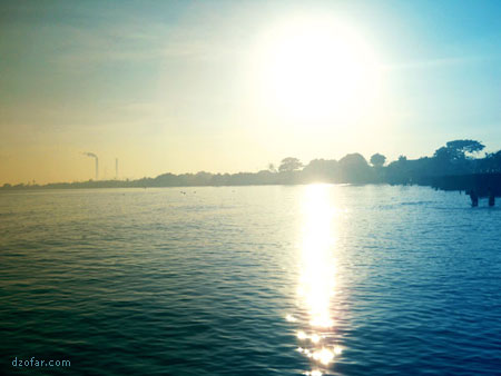 Sunrise Pantai Bondo