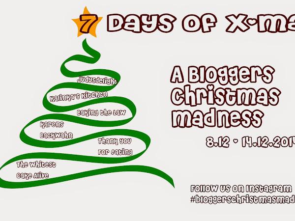 A Blogger's Christmas Madness Day 5 - Schneekugel-Törtchen