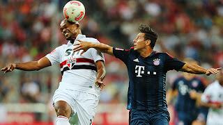 Bayern Munich vs Sao Paulo