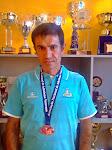 Augusto Antunes Campeão Nacional