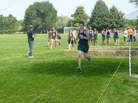 Ryan running at American Fork HS