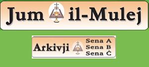IL-QARI TAL-QUDDIESA TAL-ĦADD + ARKIVJI Sena A, Sena B, Sena C