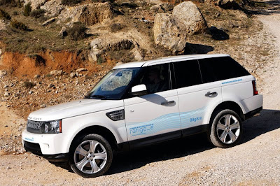 range rover sport e
