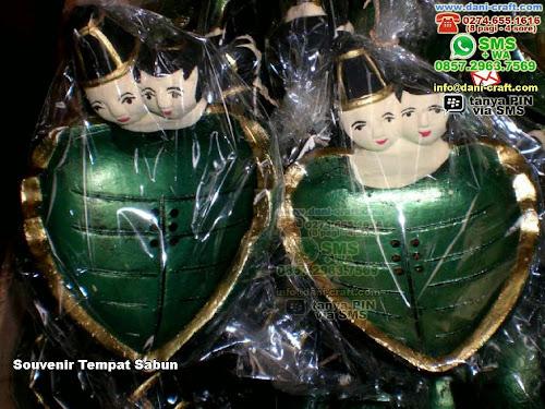 Souvenir Mangkok Sabun