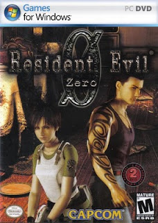 games Download   Resident Evil Zero   ISO   PC