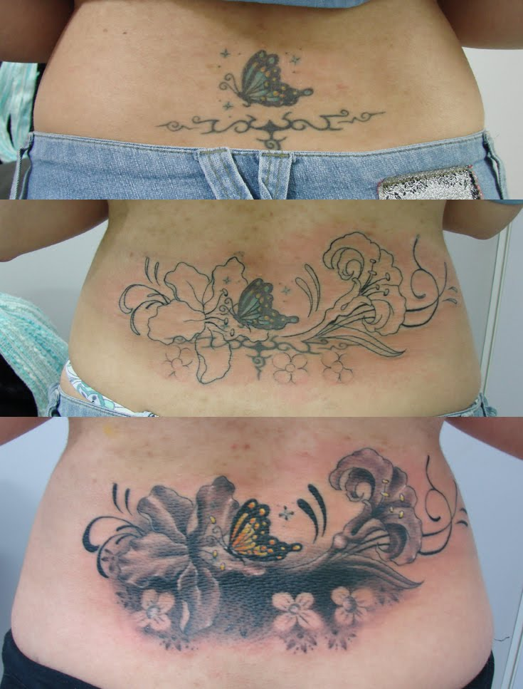 Tattoo Cover UPS