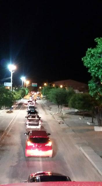 CARREATA DE SÃO SEBASTIÃO EM LIMA CAMPOS
