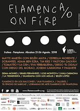 FESTIVAL FLAMENCO ON FIRE - PAMPLONA