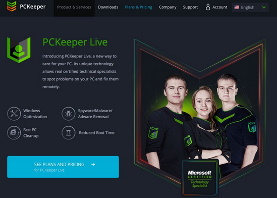 PCKeeper Live 2015 Download