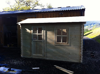 log cabin aberfeldy