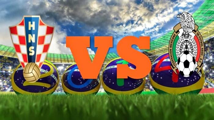 Prediksi Skor FIFA World Cup Terjitu Croatia vs Meksiko jadwal 24 Juni 2014