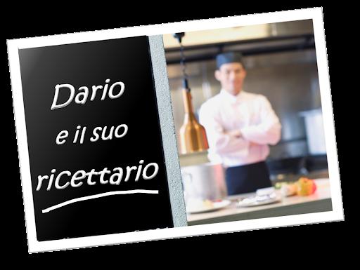 Dario e il suo ricettario