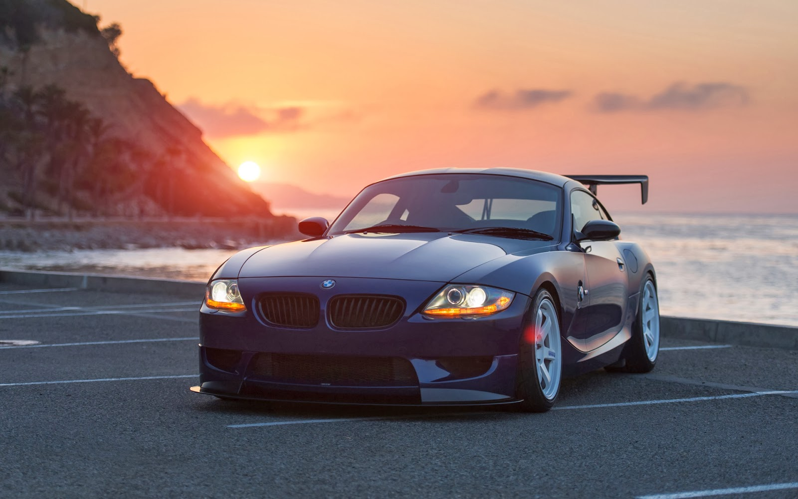 Wallpaper BMW Z4 bilder