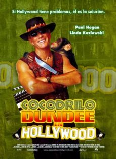 Crocodilo Dundee em Hollywood