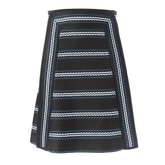 Princess Mary Style - CHLOE Striped Skirt