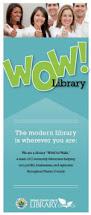 WoW! Information Brochure