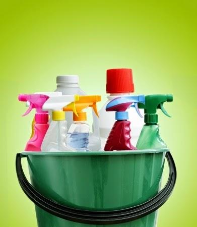 Tous les types de nettoyage