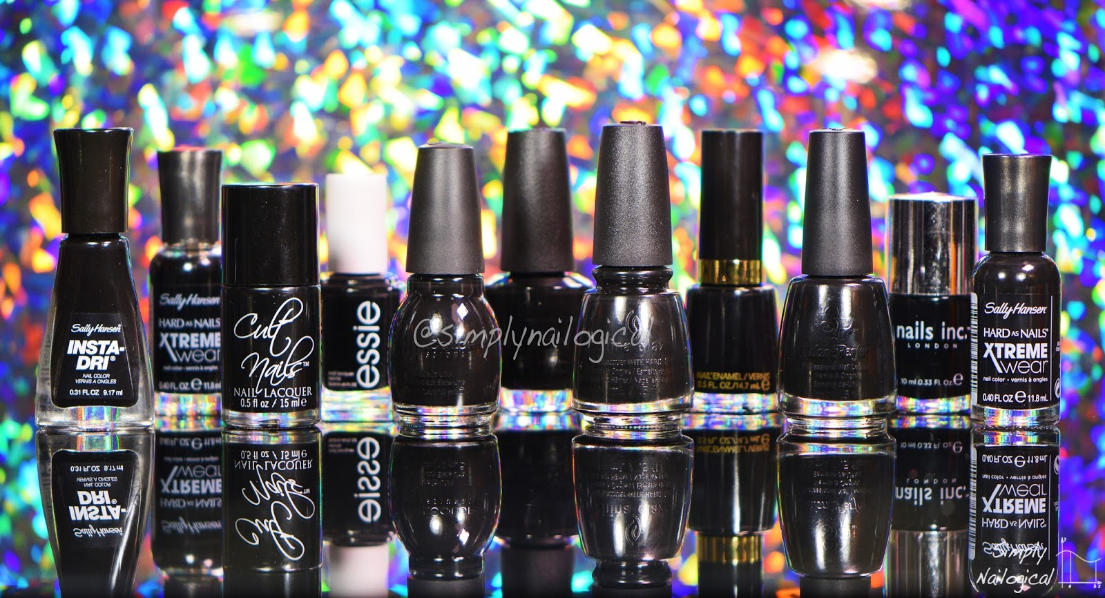 Best Black Nail Polish