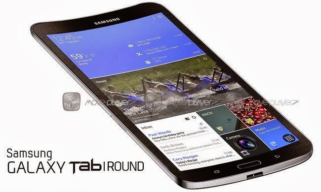 Galaxy Tab Round, Samsung, Samsung Galaxy Tab Round, Samsung Tab Round
