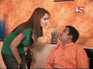 babita kissing jethalal