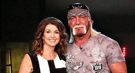 TNA Wrestling - Hulk Hogan and Dixie Carter