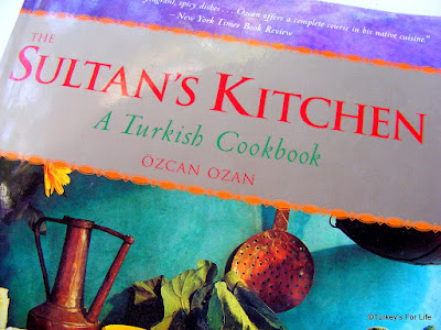 The Sultan's Kitchen Cookbook by Özcan Ozan