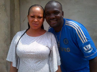 bukky wright no makeup