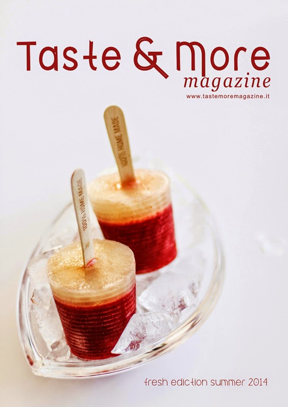 Summer fresh edition 2014 of  Taste&More