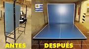 Reparación de Mesas de Ping Pong