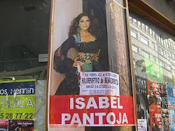 ISABEL PANTOJA EN VITORIA