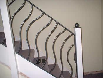 Come arredare casa scale per interni praticit e design - Ringhiere da interno moderne ...