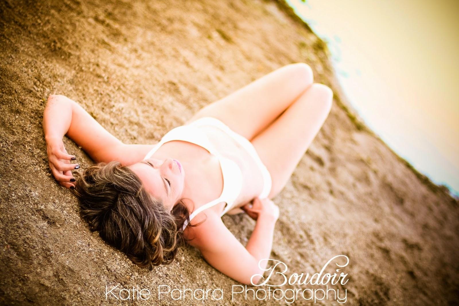 Beach Boudoir Photography Lethbridge