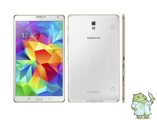 Samsung libera atualização do Lollipop para o Galaxy Tab 8.4 S LTE