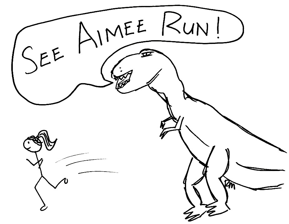 See Aimee Run