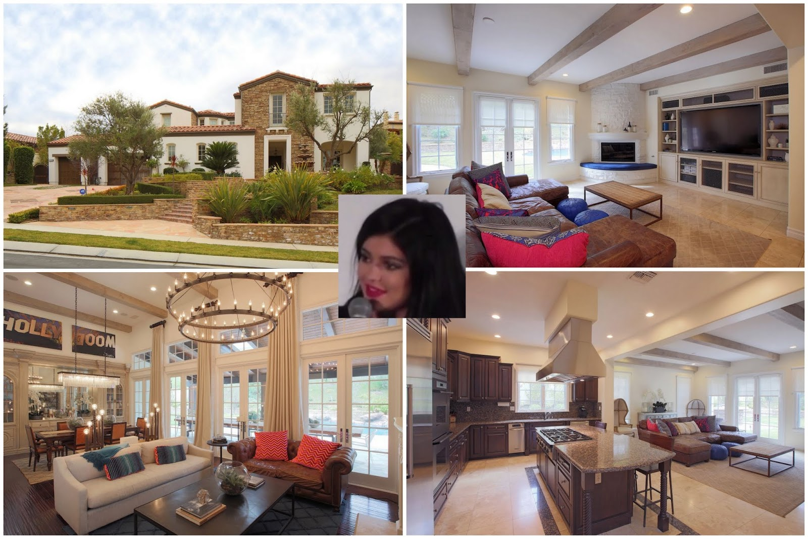 Watch Kylie Jenner is selling her house. Want to look inside video
