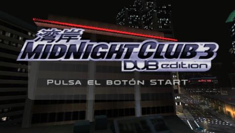 Midnight Club 3 Para Psp