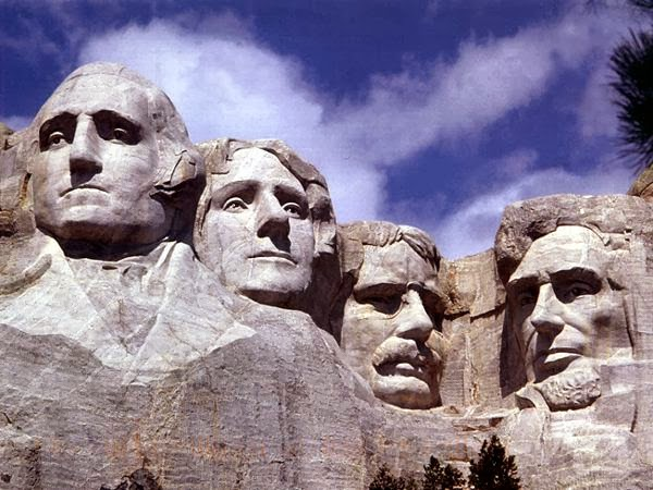 The Mount Rushmore