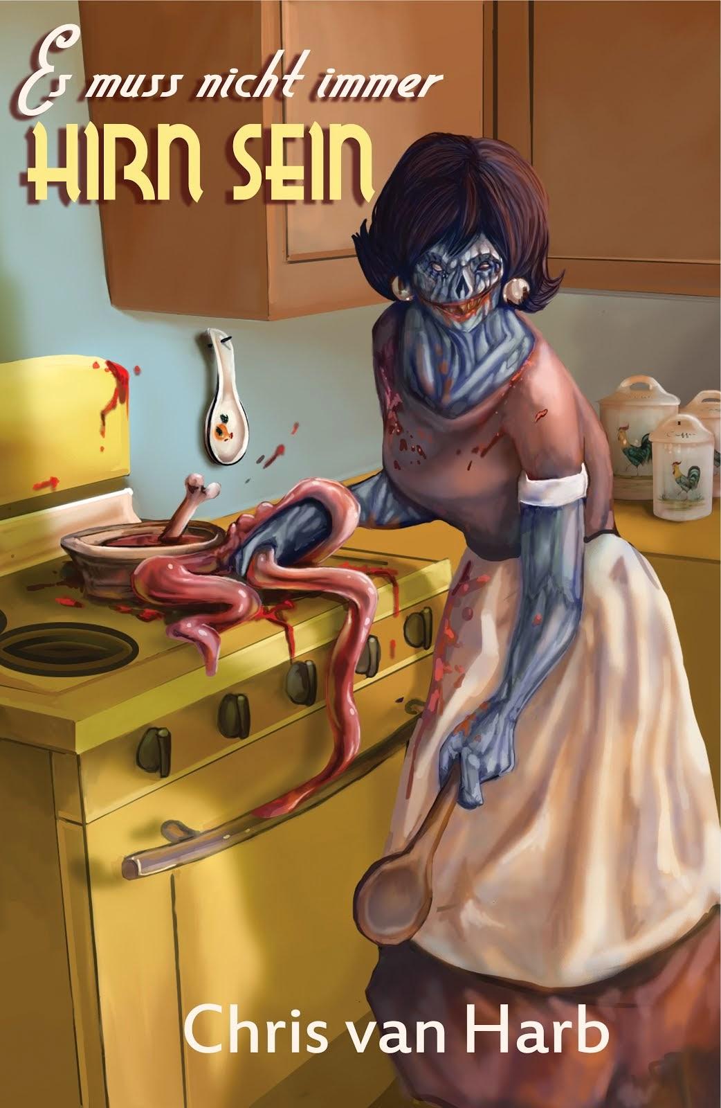 Leckerer Humor! Nicht nur für Zombies!