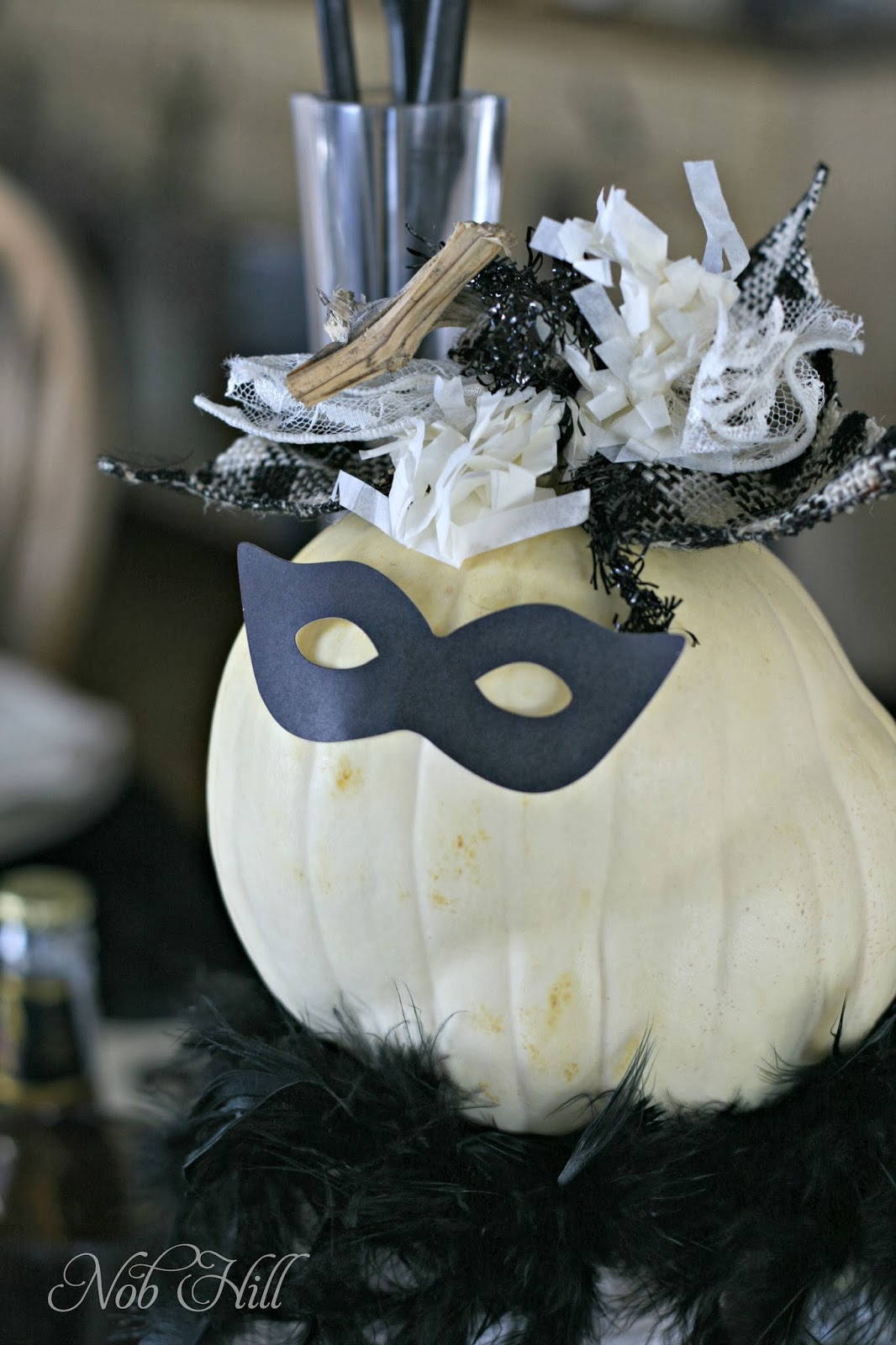 Nob Hill: Masquerade Halloween Dinner Party