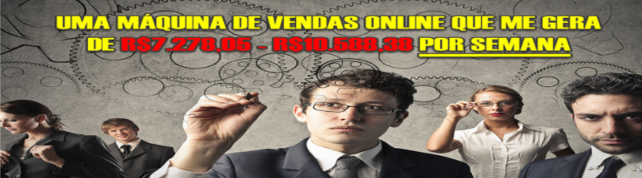 Programa A Máquina De Vendas Online