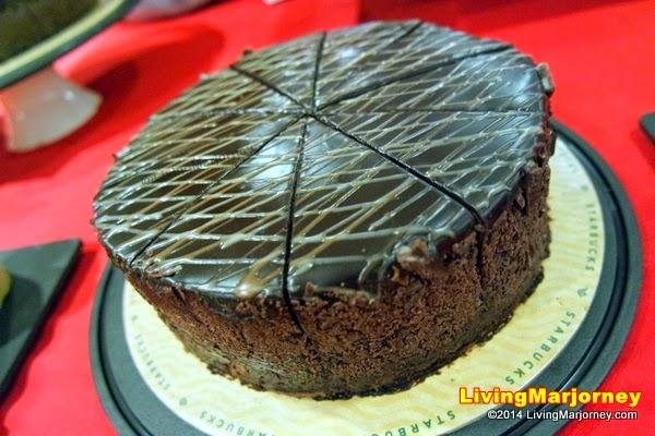 Starbucks Chocolate Torte Cake